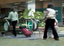 Terminal 2 de Changi Fotografia de Stock Royalty Free