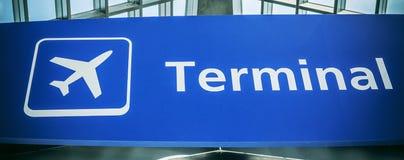 terminal royalty-vrije stock foto's