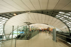 The terminal 4 Royalty Free Stock Images
