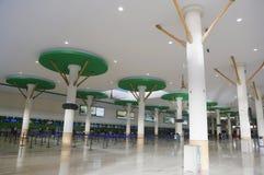 Terminal B dans l'aéroport international de Punta Cana Photographie stock libre de droits