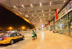 Terminal 3 of Beijing Capital International Airport Royalty Free Stock Photography