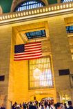 Terminal central grande Fotografia de Stock