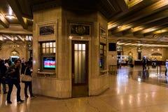 Terminal central grande Fotos de Stock