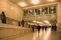 Terminal central grande NYC imagens de stock royalty free
