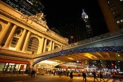 Terminal central grande, Yo novo Imagens de Stock Royalty Free