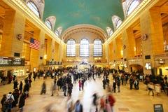 Terminal central magnífica Imagen de archivo