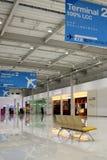 Terminal d'aéroport d'International de Kansai 2 Photographie stock libre de droits