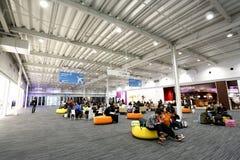 Terminal d'aéroport d'International de Kansai 2 Photo libre de droits