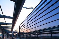 Terminal d'aéroport de Changhaï Hongqiao 2 Images libres de droits