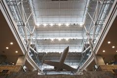Terminal d'aéroport de Denver Images stock