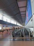 Terminal d'aéroport de Hambourg Photo libre de droits