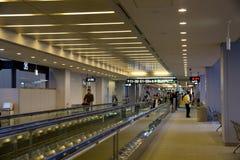 Terminal d'aéroport de Narita Photographie stock libre de droits