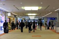 Terminal d'aéroport de Narita Photos libres de droits