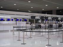 Terminal d'aéroport de Narita 2 pendant la nuit Photos stock