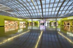 Terminal d'aéroport de Palma de Mallorca, l'Espagne Images stock