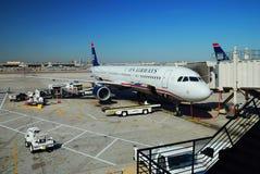 Terminal d'aéroport de Phoenix Photos libres de droits
