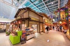 Terminal d'International de Haneda Image libre de droits