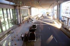 Terminal de aeroporto Imagem de Stock Royalty Free