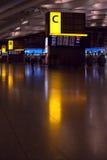 Terminal de aeroporto Fotos de Stock Royalty Free