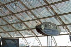 Terminal de aeroporto Fotos de Stock