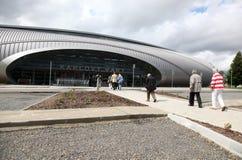 Terminal de aeroporto de Carlsbad Fotografia de Stock Royalty Free