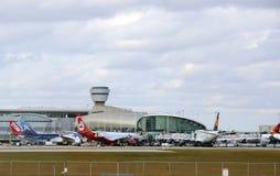 Terminal de aeroporto de Miami Foto de Stock