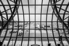 Terminal de aeropuerto Fotos de archivo