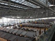 Terminal de aeropuerto de Suvarnabhumi Fotos de archivo