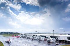 Terminal de AirAsia Imagens de Stock Royalty Free