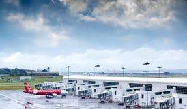 Terminal de AirAsia Fotos de Stock
