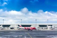 Terminal de AirAsia Foto de Stock