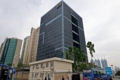 Terminal de balsa de Xiamen Fotos de Stock