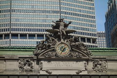 Terminal de Grand Central Imagem de Stock
