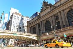 Terminal de Grand Central dans le ney York, Etats-Unis Image libre de droits