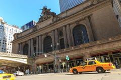 Terminal de Grand Central dans le ney York, Etats-Unis Images libres de droits