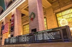 Terminal de Grand Central, New York Photos stock