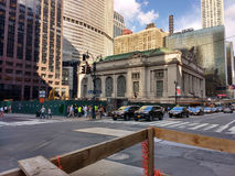 Terminal de Grand Central, New York City, EUA Imagens de Stock Royalty Free