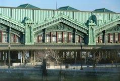 Terminal de Hoboken Imagens de Stock Royalty Free