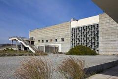 Terminal de la Chypre de Ligne Verte d'aéroport Image stock