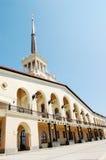 Terminal de marine de Sotchi Photo stock