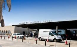 Terminal de Pafos Photographie stock libre de droits