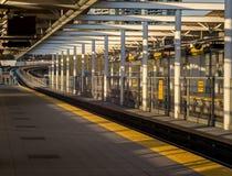 Terminal de Skytrain Imagem de Stock Royalty Free