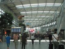 Terminal 2015 de Tanz Foto de archivo libre de regalías