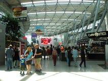Terminal 2015 de Tanz Photographie stock