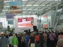Terminal 2015 de Tanz Images stock