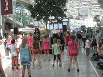 Terminal 2015 de Tanz Photo libre de droits
