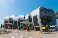 Terminal de transbordadores de Vungtau, Vietnam Fotos de archivo