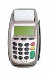 Terminal do pagamento Imagens de Stock