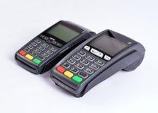 Terminal do pagamento GPRS da posição Imagens de Stock Royalty Free