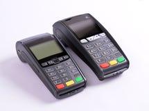 Terminal do pagamento GPRS da posição Imagem de Stock